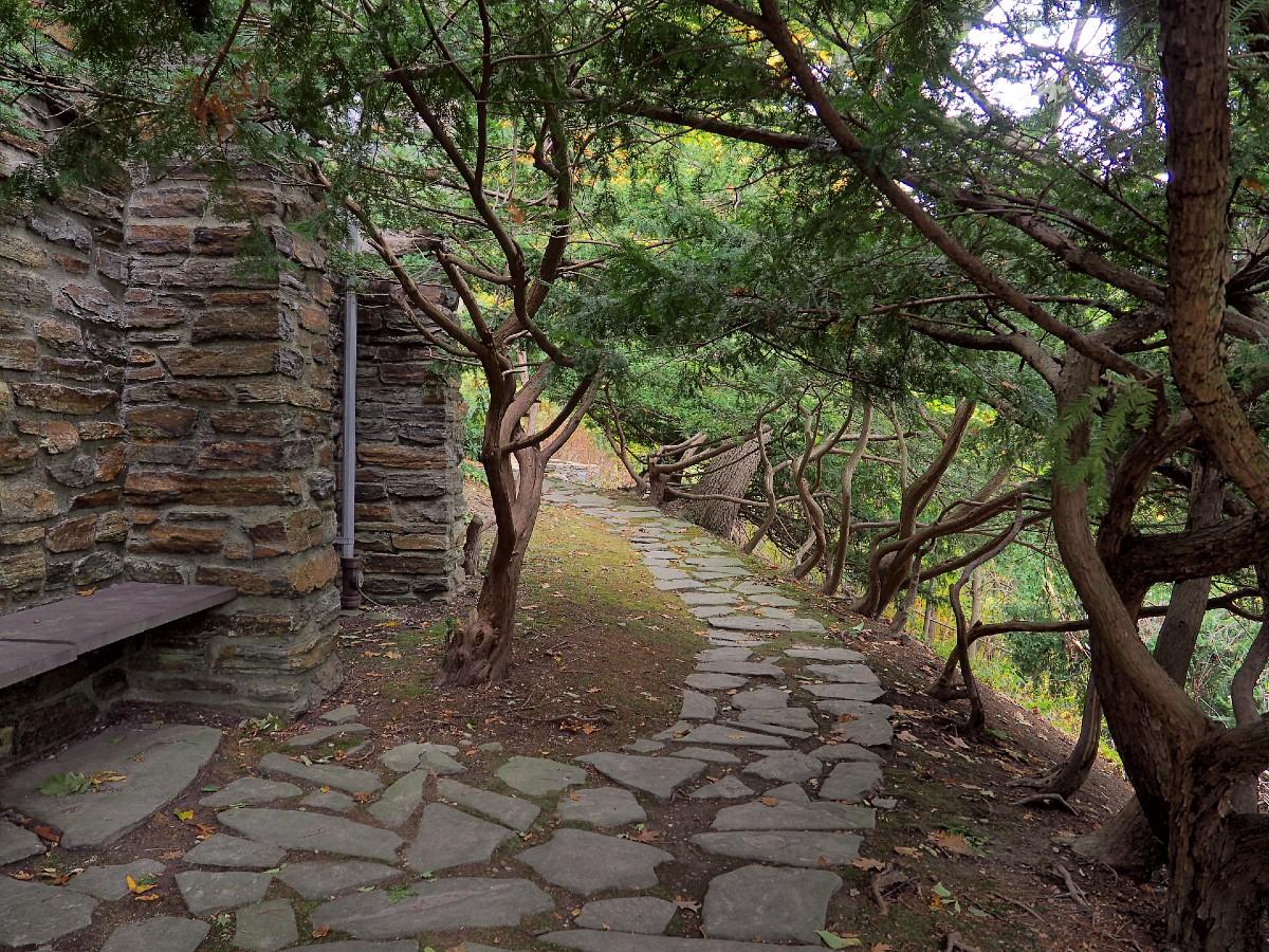 Garrett Chapel Pathway