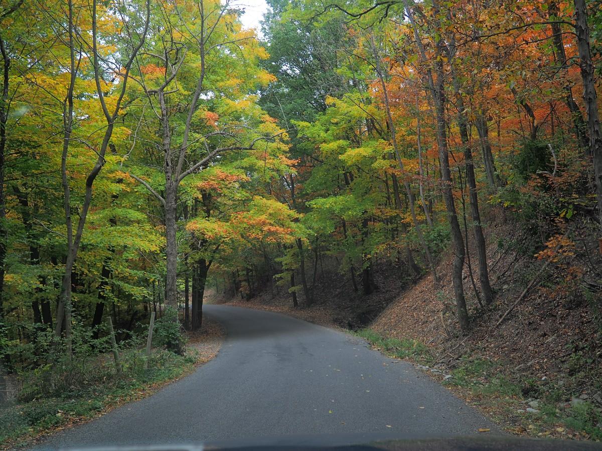 Skyline Drive in Penn Yan