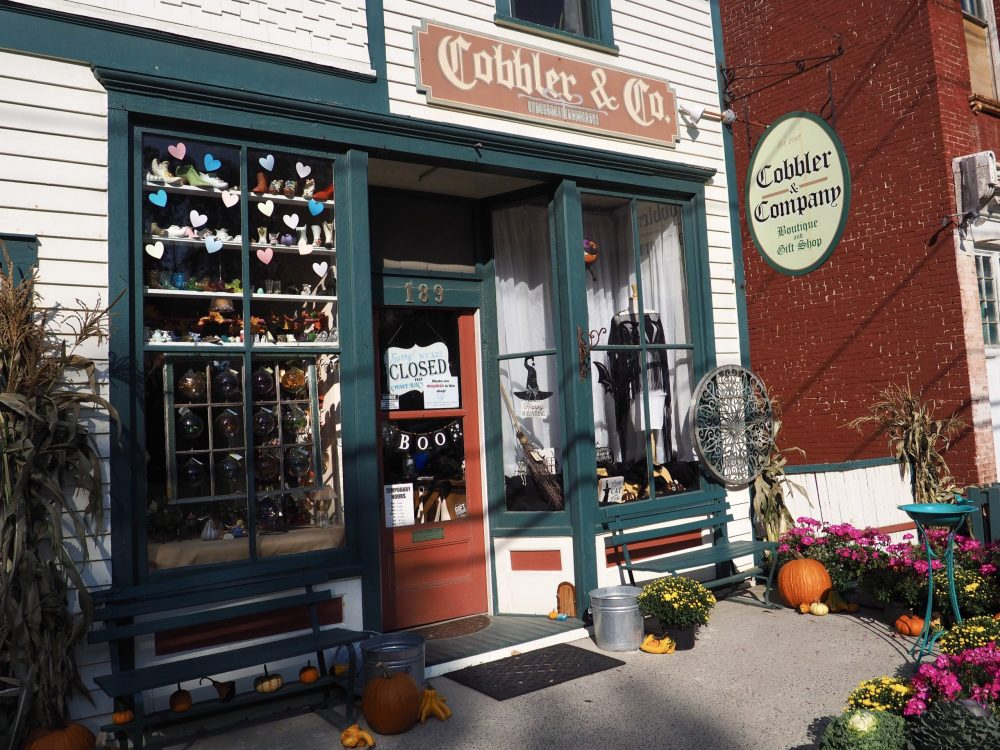 Cobbler and Co in Sharon Springs
