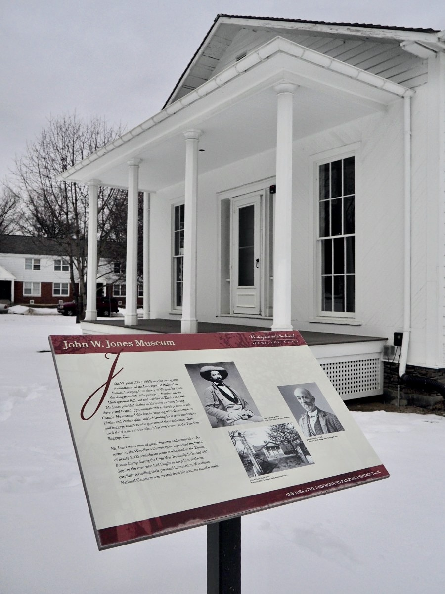 John W Jones Museum