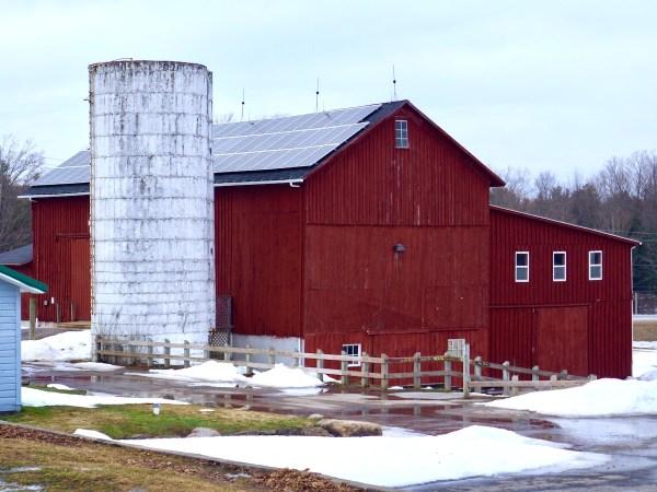 Critz Farms Barn