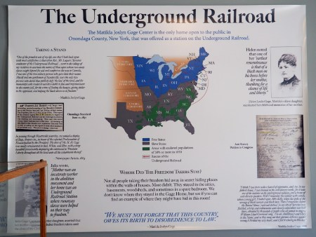 Underground Railroad in Onondaga County