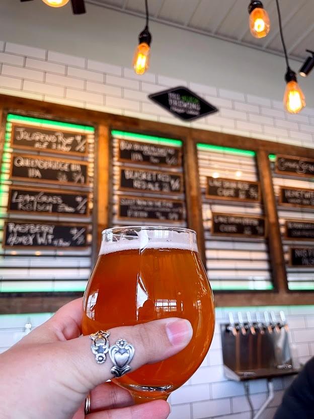 Beer at Big aLICe