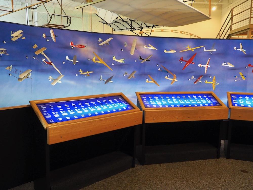 National Soaring Museum Glider Replicas