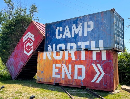 Camp North End in Charlotte