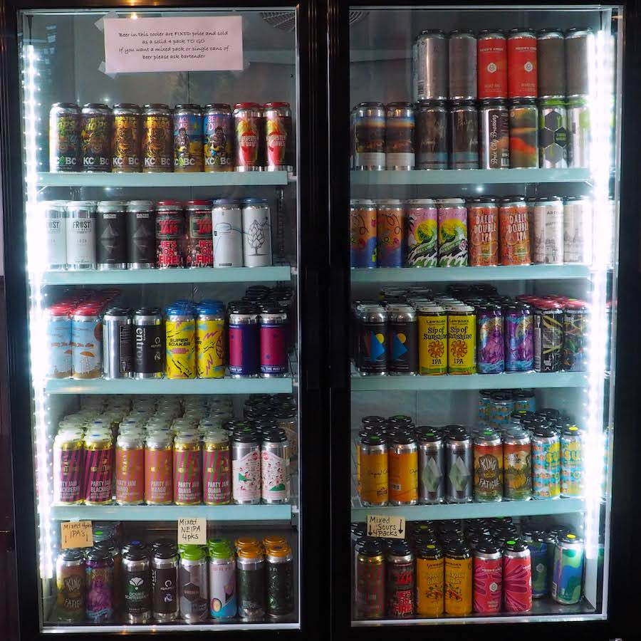 Hieros Beer Selection
