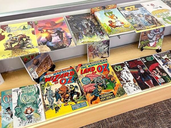 Wizard of Oz Comics