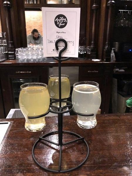 Anything But Beer Flight