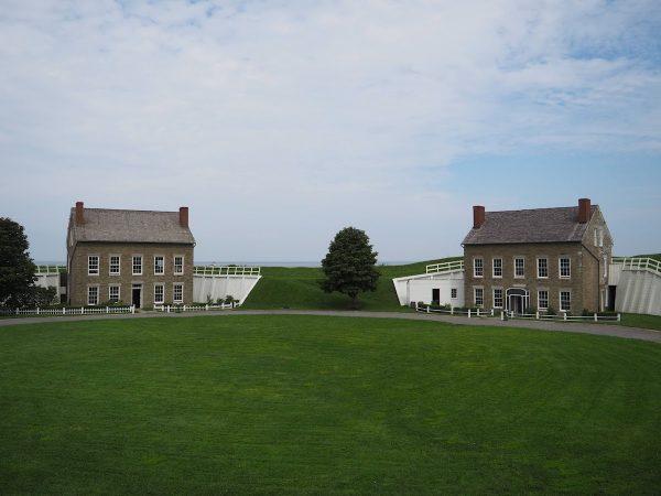 Fort Ontario - Daytime
