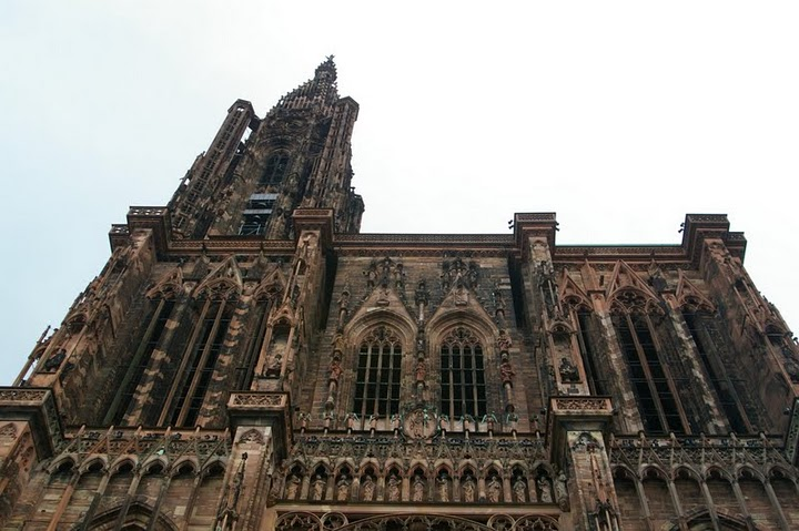 Cathedral in Strasbourg