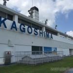鹿児島空港展望デッキ&SORA STAGE(航空展示室)