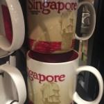 シンガポールのSTARBUCKS COFFE★タンブラー・マグ・ベアリスタetc(2016年11月)
