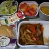 【機内食】中国国際航空(Air China) 中国・北京→シンガポール(2016年11月)