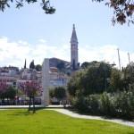 2017GW★クロアチア&イタリア1人旅 13 最後にもう一度太陽に照らされるアドリア海を
