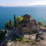 【Balkans2018-27】オフリド湖畔の聖ヨハネカネオ教会を見たい!