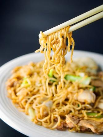 Recipe of the Week: Japanese Yakisoba -  Food Freeway