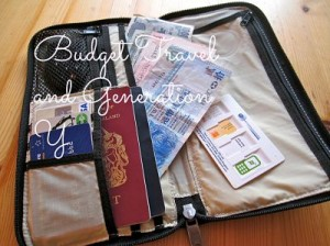 Budget Travel for Millenials
