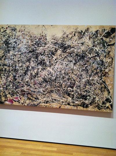 Pollack MoMA Art