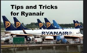 Ryanair Travel Tips