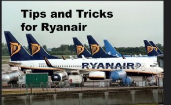 Ryanair Travel Tips