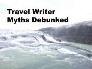 travel writer myths