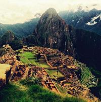 Contiki Machu Picchu