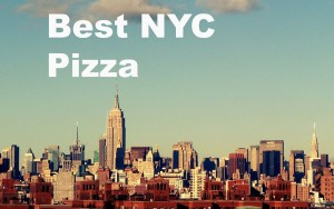 Best NYC Pizza
