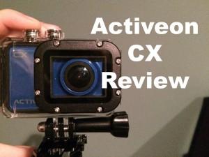 Activeon Camera Review