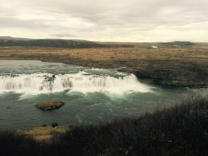 Iceland Waterfall Nature