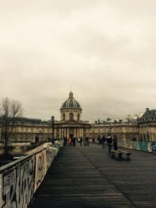 Paris Love Bridge