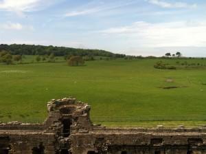 Wales England Castle