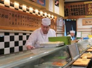 Okame Sushi Chef