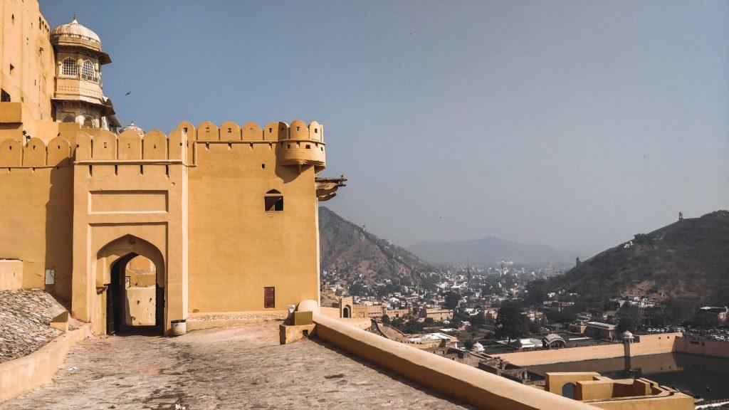 Amer Fort, Rajasthan - Wanderlustgary