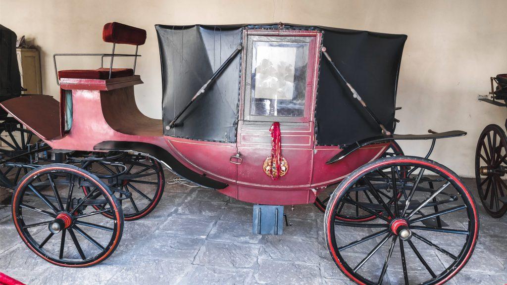 Ancient mode of transport - Wanderlustgary