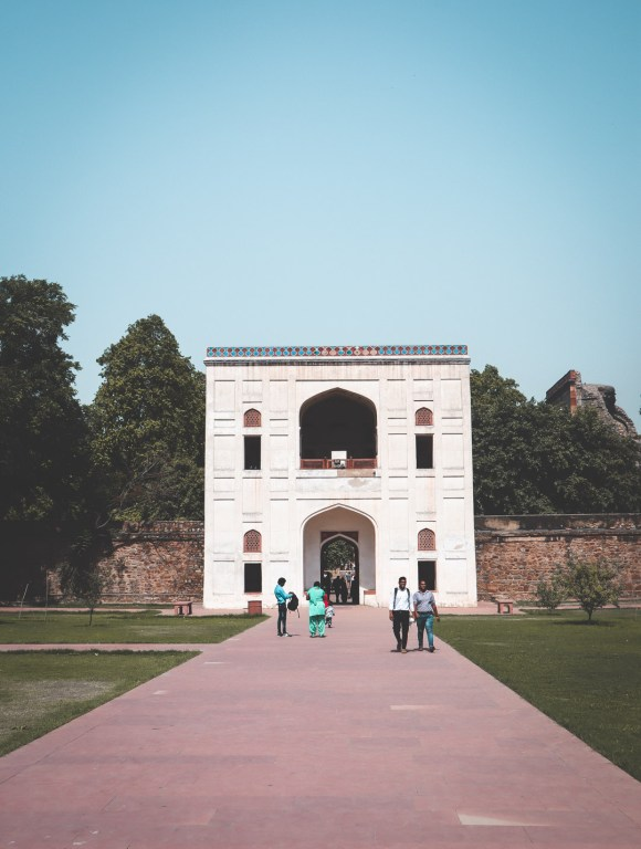 Must Visit Place in Delhi-Humayun's Tomb