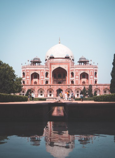 Humayun's Tomb - Best Place to Visit in Delhi.