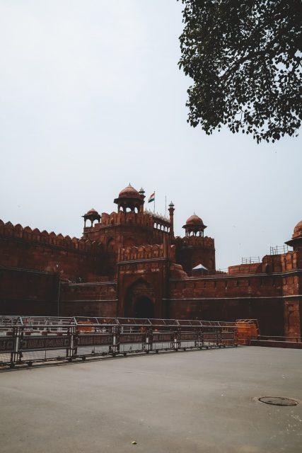Red Fort, Delhi - Wanderlustgary