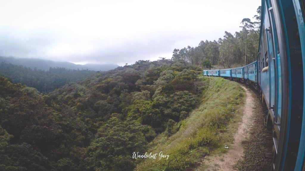 Ella to Nuwara Eliya Train Ride - Wanderlustgary.com