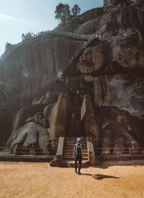 Lion Fortress- Sigiriya