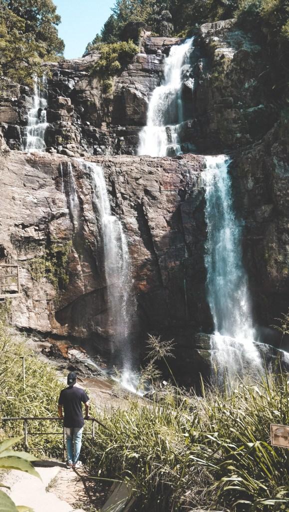 Ramboda Falls - Nuwera Eliya - Wanderlustgary.com