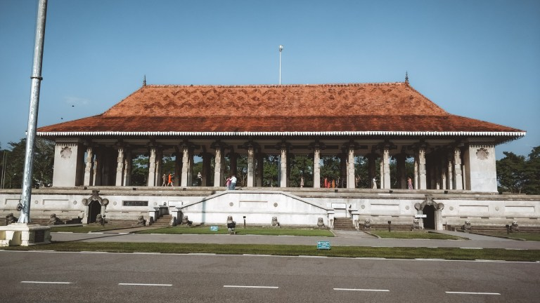 Independence Memorial Hall - Colombo - Wanderlustgary.com