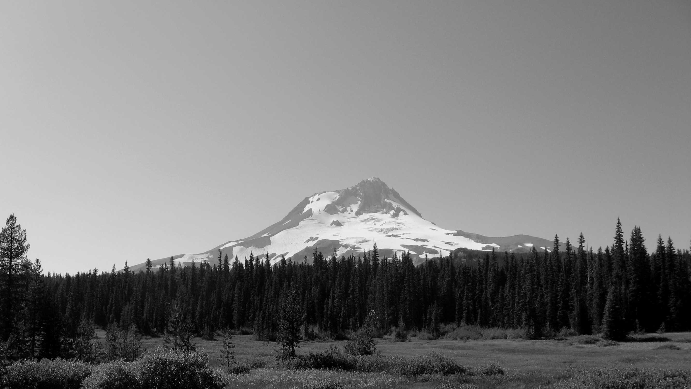 Mt Hood, Oregon – The Quick and Dirty First Attempt