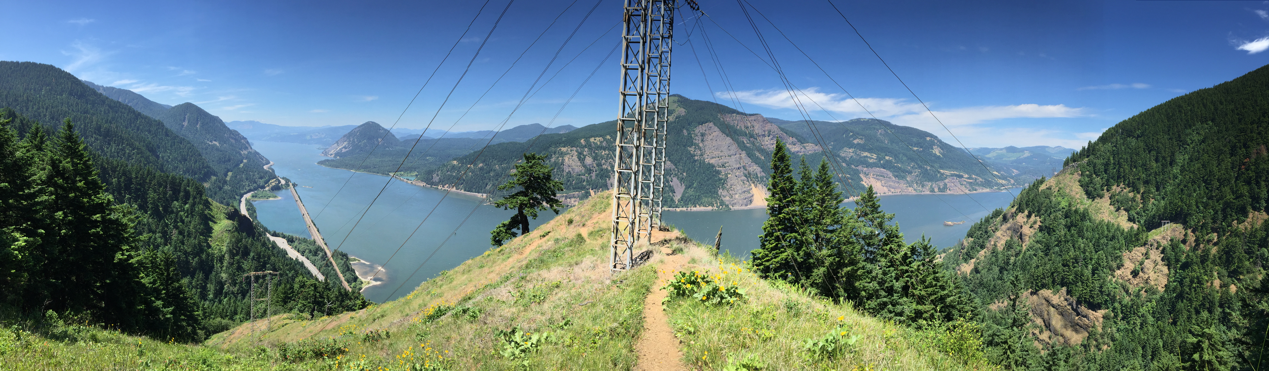 Hiking Mt Defiance, Oregon – The Hangriest of Gorge Hikes