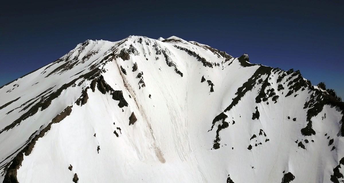 Avalanche Gulch route - Mt. Shasta - June 2017