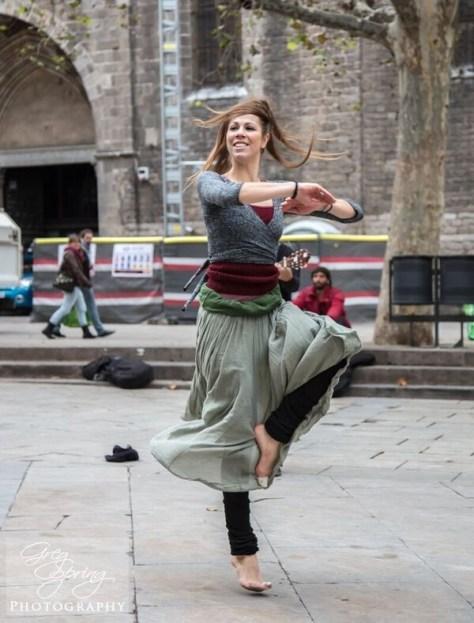 dancer-barcelona