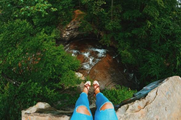 euclid creek reservation best hiking cleveland metroparks