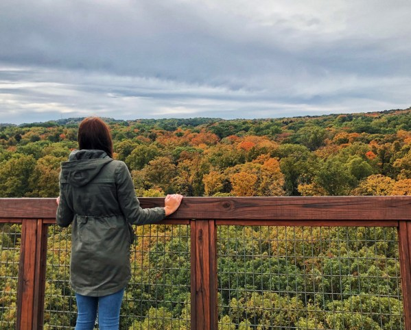 holden arboretum best fall hikes near cleveland