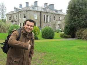 wonderful stay, tinakilly manor house