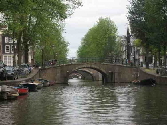 Amsterdam canal, unique pubs in Amsterdam
