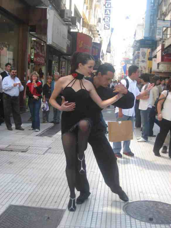 Tango in Buenos Aires